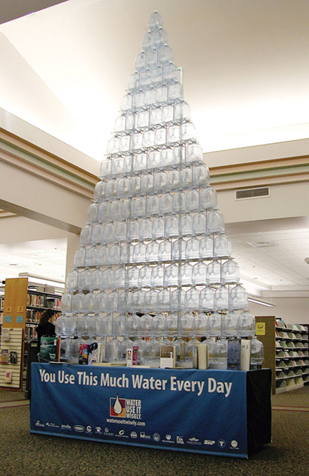 Tower of Water